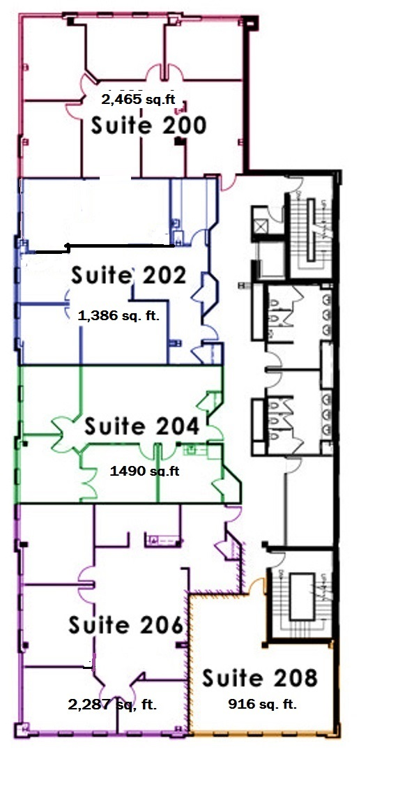 Darlington Commons Floor Plan And Rates 115 Group